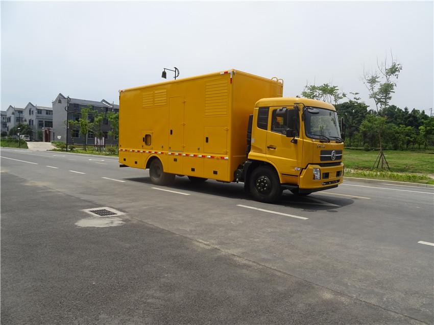 东风天锦200KW~300KW电源车